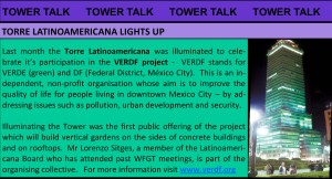 crop World Federation of Great Towers newsletter